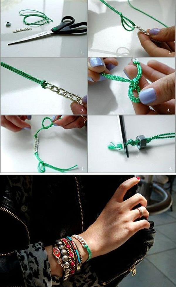 DIY Friendship Bracelet-18