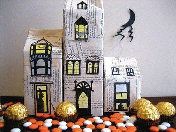 house of horror and horror stories are a must this holiday - Diy Halloween Decorations For Kids