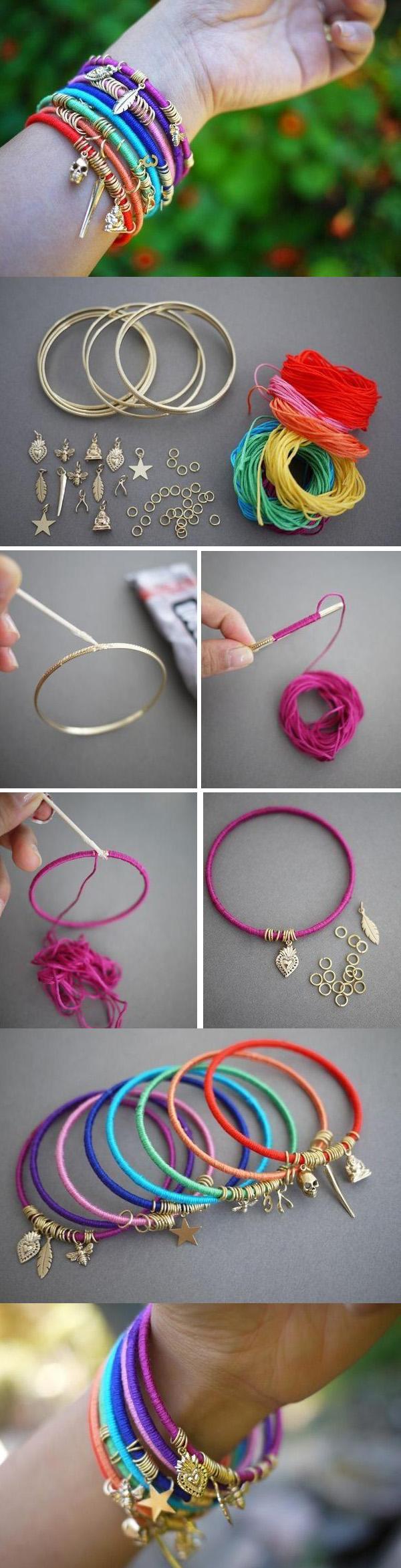 Easy DIY Bracelet-2
