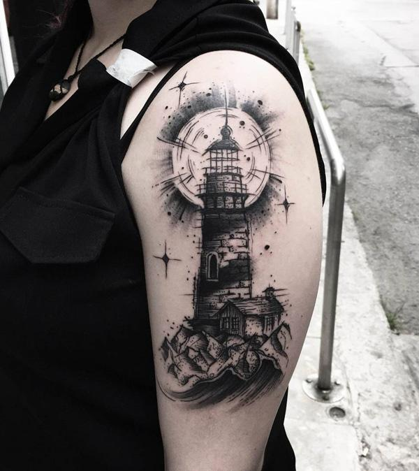 lighthouse-tattoo-11