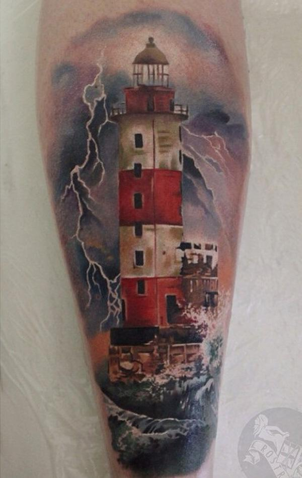 lighthouse-tattoo-2