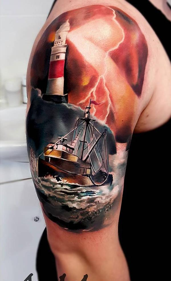 lighthouse-tattoo-32