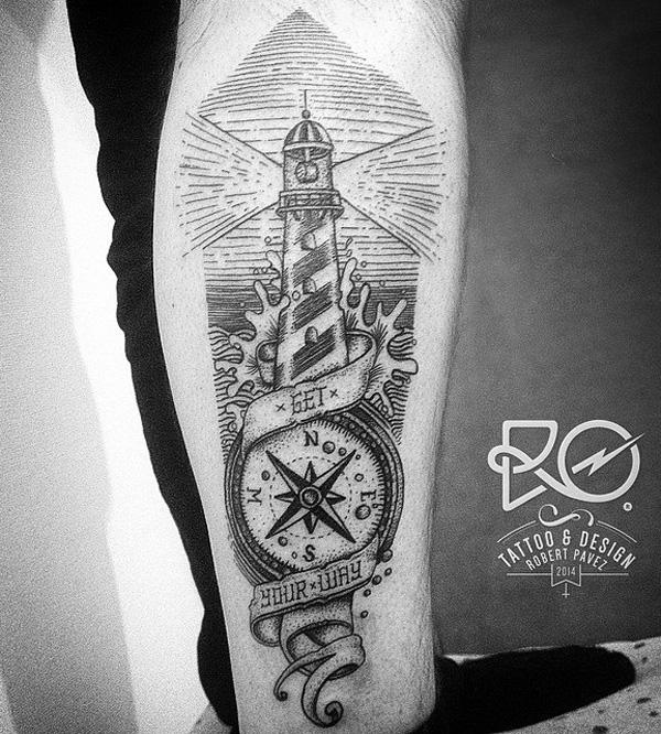 lighthouse-tattoo-6
