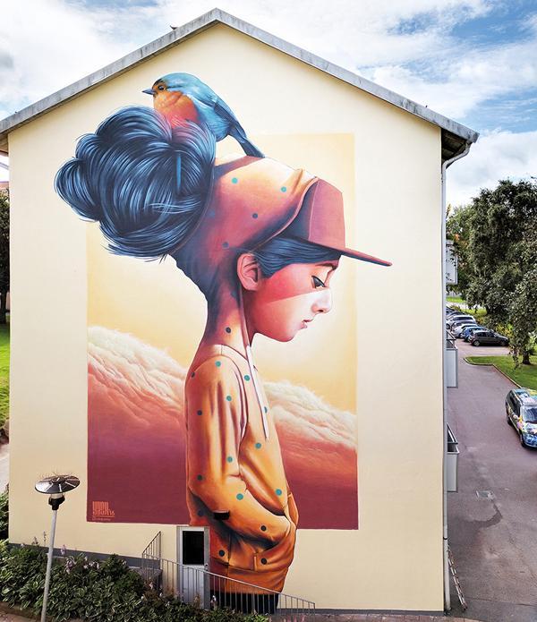 Street Art by YASH