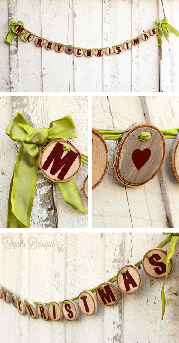 merry-christmas-wood-slice-garland