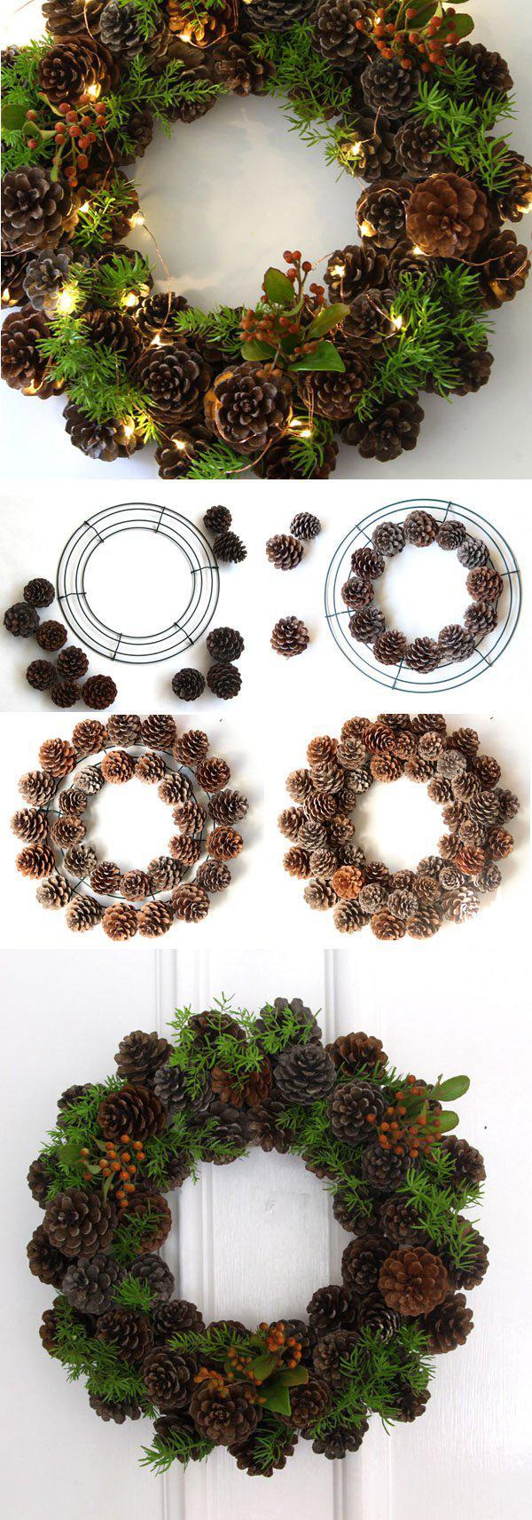 an-easy-diy-pinecone-wreath