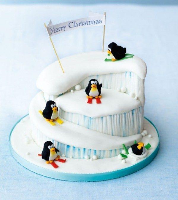 Christmas Cake Designs.40 Christmas Cake Ideas Art And Design