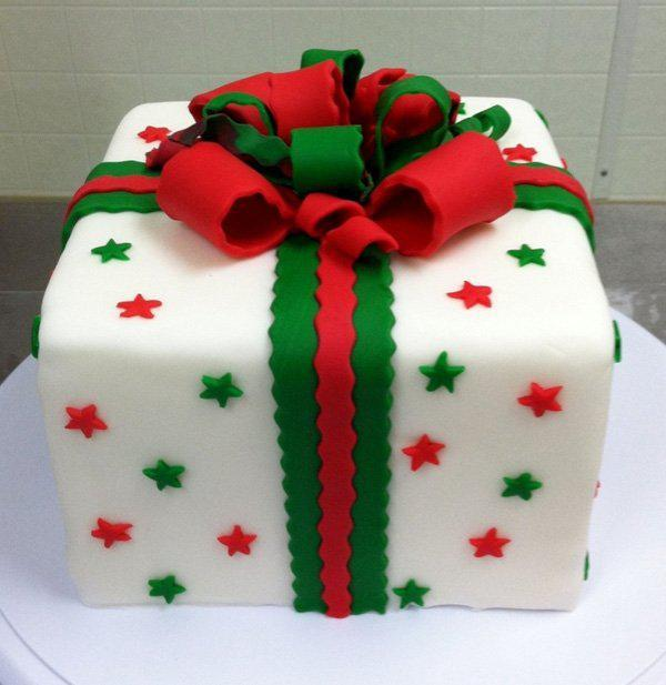 Christmas Themed Cakes Pictures.40 Christmas Cake Ideas Art And Design