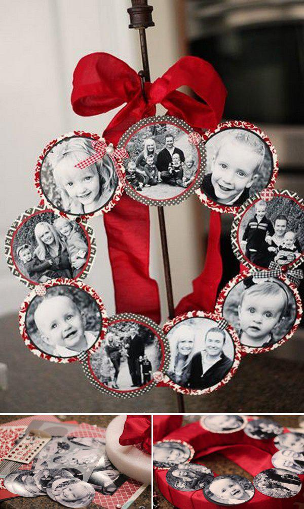 family-photo-wreath