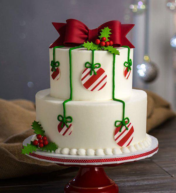 tier-christmas-ornament-cake