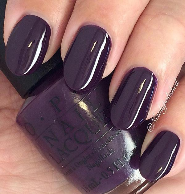 Dark Purple Is A Royal Color That Very Modern In These Cold Days
