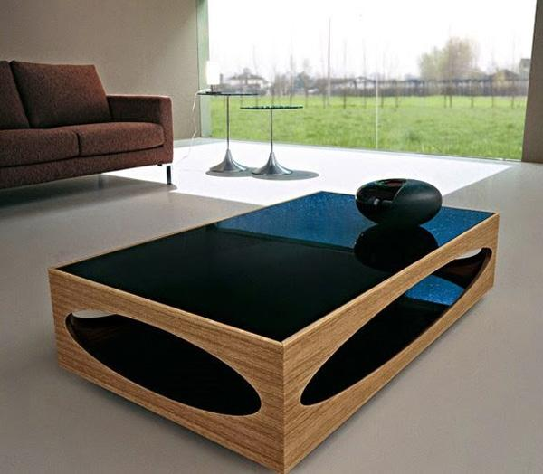 40 creative coffee tables art and design - How choose right coffee table ...