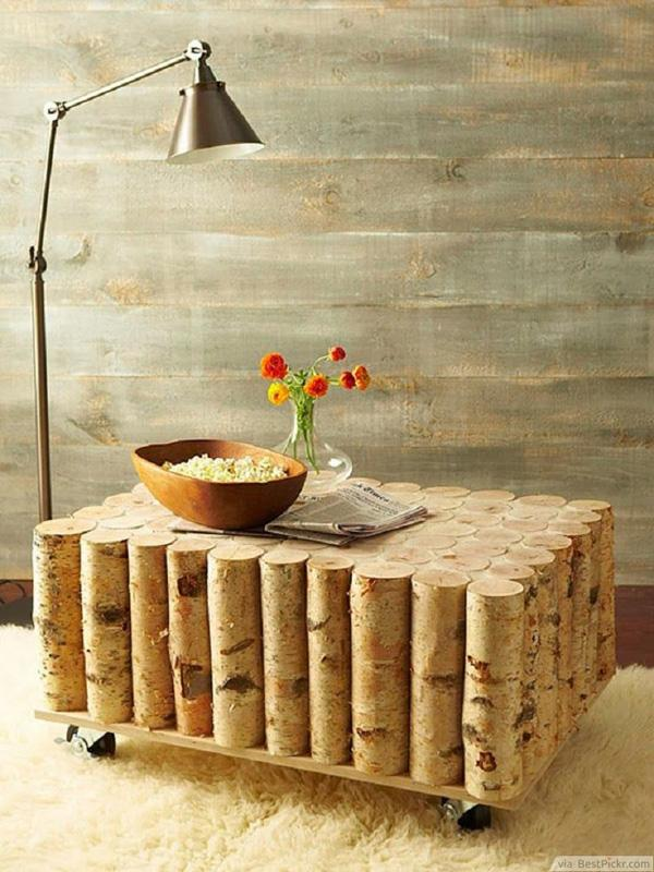 For those who very love nature and like to bring it even in their own home  ...