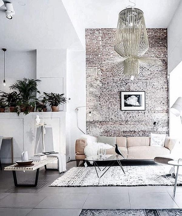 Superieur Lovers Of Rustic Designs Prefer A Lot Of Light In Homes.
