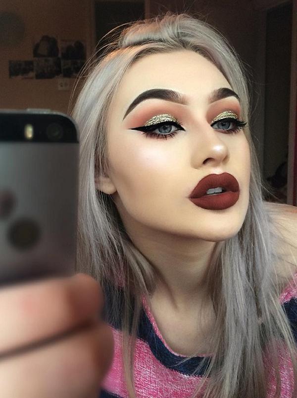55 Face Makeup Ideas <3 ...
