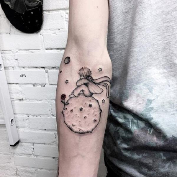 50 The Little Prince Tattoos Art And Design