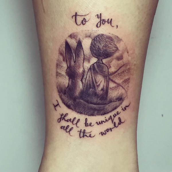 50 The Little Prince Tattoos Cuded