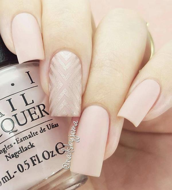 45 Chic Classy Nail Designs | Art and Design