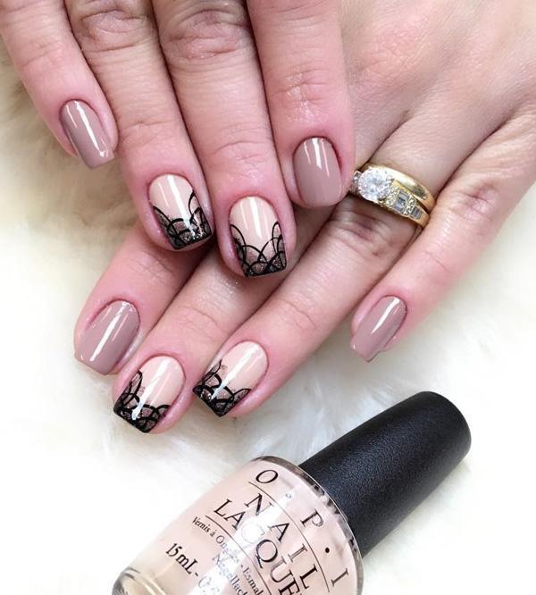 45 Chic Classy Nail Designs Nail Art