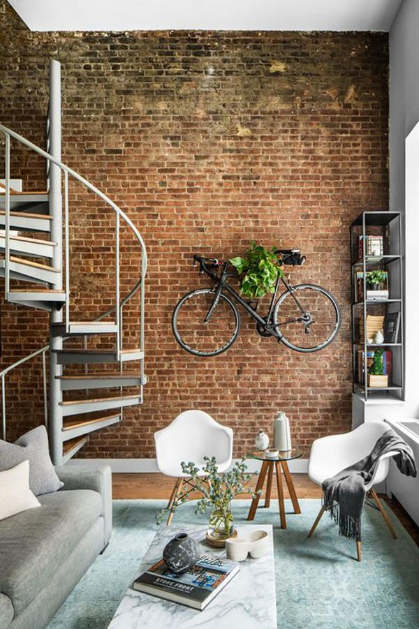 55 Brick Wall Interior Design Ideas Art and Design