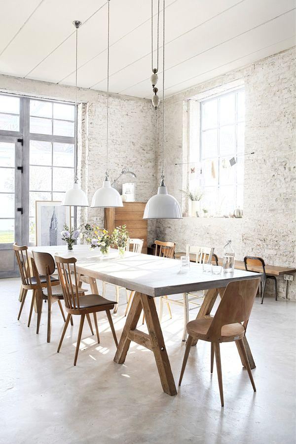This Space Is Fully In Nordic Style U2013 Lots Of Light, Natural Materials, ...