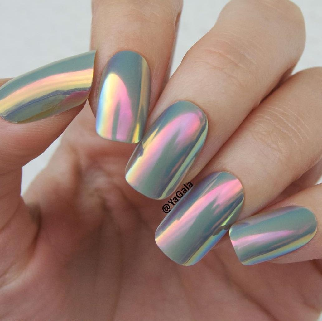 На пляже, в офисе, на улице, в магазинах или на дискотеке, эти ногти будут хорошо стоять в каждом случае.