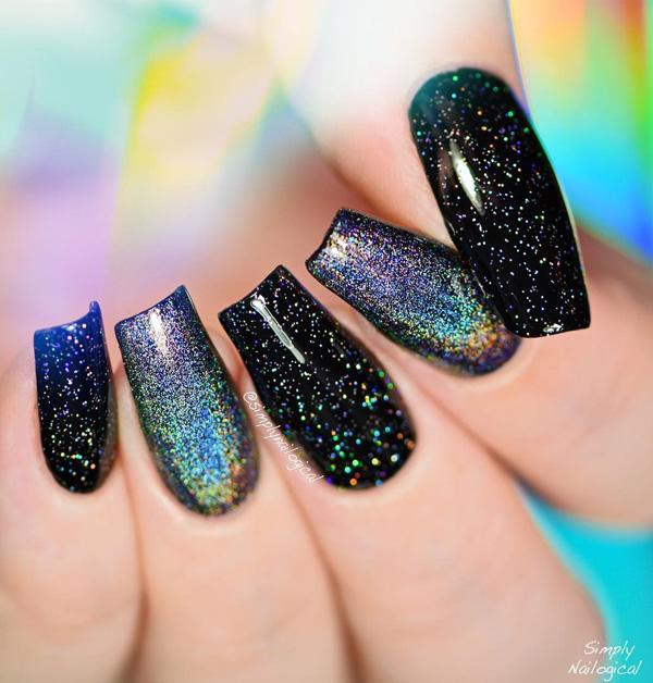 55+ Chrome Nail Art Ideas | Art and Design