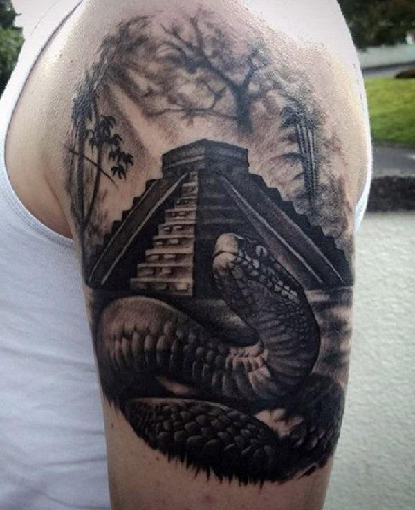 Amazing snake tattoo ideas photofun4ucom for Magic cobra tattoo