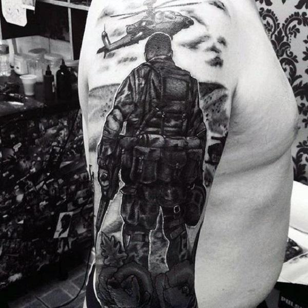 War Tattoo
