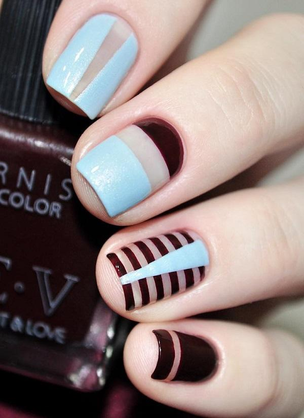 70 Square Nail Art Ideas | Art and Design