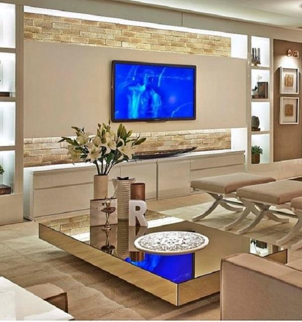 50 Inspirational Tv Wall Ideas Cuded