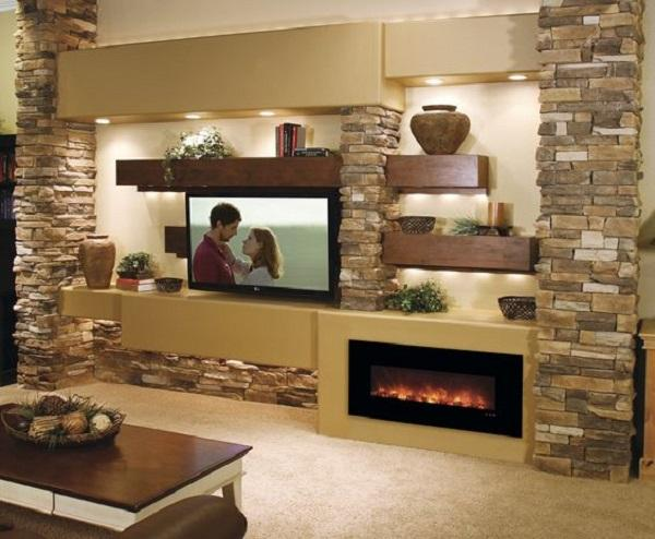 50 Inspirational Tv Wall Ideas Art And Design