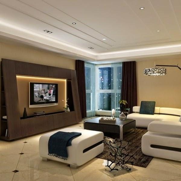 Inspirational TV Wall Ideas Art And Design - Tv wall decoration for living room