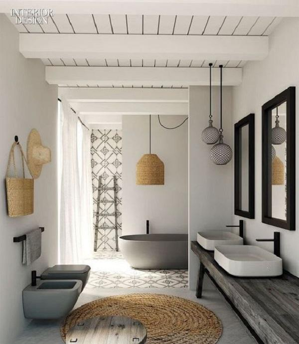 This Style Reminds A Lot On The Scandinavian Style Of Interior Design.