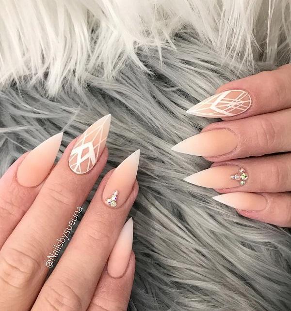 45 Classy Nail Art Ideas Art And Design
