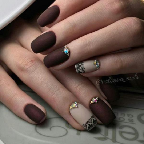 45 Classy Nail Art Ideas Art And Design