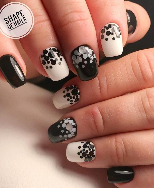 One Of The Favorite Womens Color Combinations Is Certainly A Combination Black And White