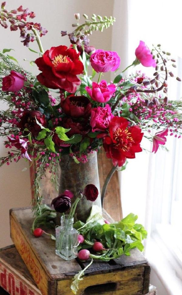 55 Beautiful Floral Arrangement Ideas   Art and Design