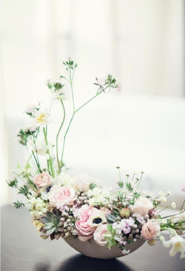 55 Beautiful Floral Arrangement Ideas | Art and Design
