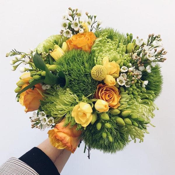 25 Wedding Bouquet Ideas   Art and Design