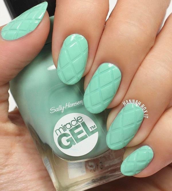 40 Geometric Nail Art Ideas | Art and Design