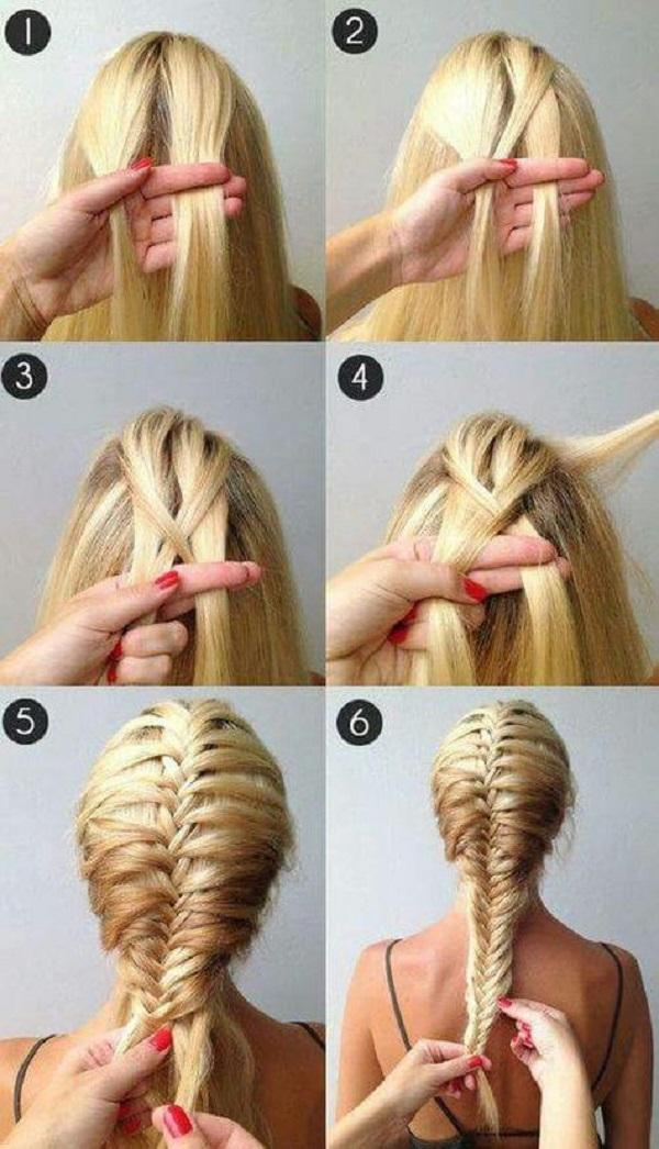 25 Easy Hairstyles For Long Hair Art And Design