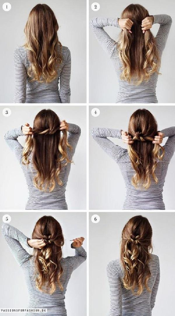 25 Easy Hairstyles for long hair <3 ...