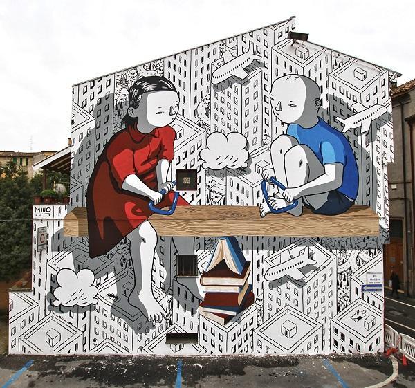 Street Art by Francesco Camillo Giorgino