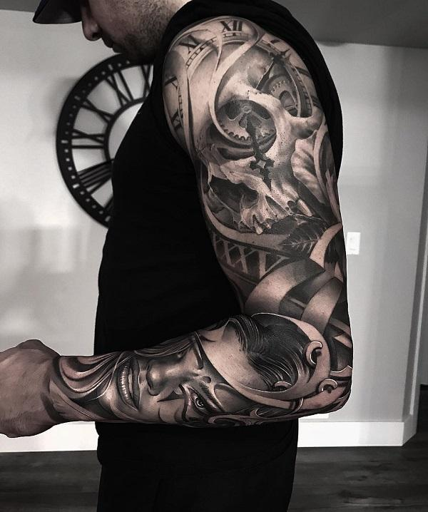 Realistic Tattoos By Greg Nicholson Art And Design